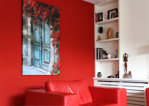 photo on canvas (made-to-measure)
